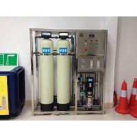 厂家直销工业用超纯水处理反渗透设备,江门恒泰纯水机