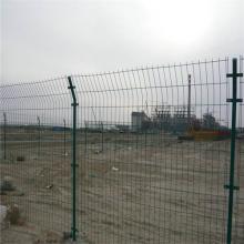 万泰厂家直销优质双边丝护栏 常用护栏 水塘防护网