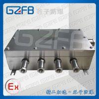 优质大功率防爆接线箱380V/WF1