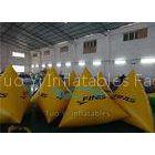 Floating Inflatable Race Swim Buoys Markers With Elastic Waist Belt