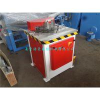 烟台厂家供应90°剪角机液压不锈钢剪角经济型剪角角度可调式