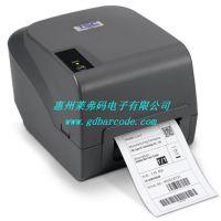 TSC标签打印机 惠州TSC G-812桌面型条码打印机