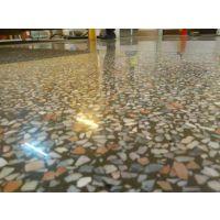 广州白云区水磨石起灰翻新-------广州水磨石抛光----地面镜面效果