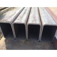 万荣县天津矩形方管,优质不锈钢扁管铁方通