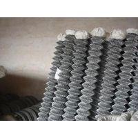 广东边坡镀锌铁丝网 勾花网 包塑丝勾花网厂