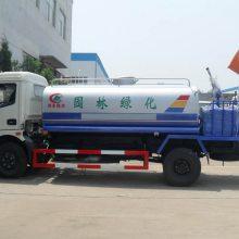 东风3吨5吨园林绿化喷洒车,喷药车,打药车