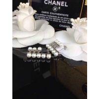 925纯银天然淡水珍珠 与来自星星的你同款 高端时尚女款耳坠