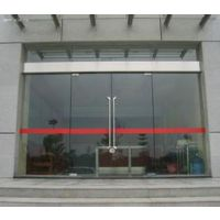 北京专业安装酒店玻璃门更换地弹簧随叫随到