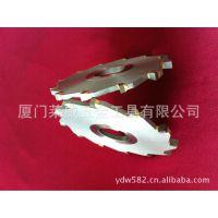整体钨钢锯片铣刀-45度-90度V槽焊接合金开槽锯片-莱威厂家直销