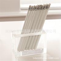 深圳供应亚克力笔架/有机玻璃办公用品/办公文具用品/压克力制品