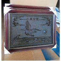批发普洱茶 大展宏图立体工艺茶雕牌匾 居家办公室挂件摆件 特价