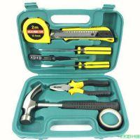 9件套车载维修工具包 汽车应急工具箱组合套装汽车用品备用工具