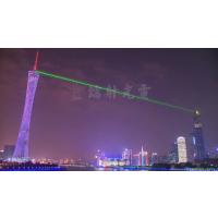 激光灯生产厂家LASER镭射光电供应L-DB-15W单绿色地标激光灯