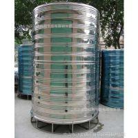 厂家直销中山珠海空气能配套供水设备4吨以上水塔304不锈钢保温水箱
