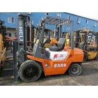 供应二手叉车 1.5吨 3吨 5吨 10吨 合力 杭州叉车