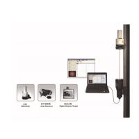 电梯导轨垂直度数字检测仪