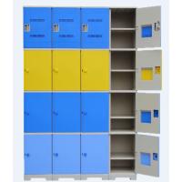 亚津18门防水ABS储物更衣柜
