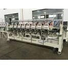 Sweat Suits /  Visors 12 Needle Embroidery Machine Industrial 110V - 220V