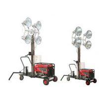 庆安制造QALV-400A夜间施工照明车 球形照明车厂家直销