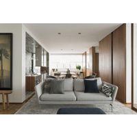 浙大求是村88方老房翻新北欧风格品质居家