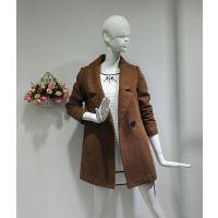 杭州一线 知名花讯冬 品牌折扣女装 连衣裙 设计手法大气简洁、大气、北欧、时尚、休闲