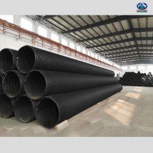 水利工程 污水处理工程塑钢缠绕管哪里有卖的 SN8 SN10 河北泰沃