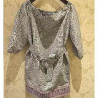 DAZZLE地素2015春款专柜同款碎花连衣裙251O606原价1399