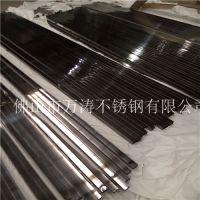304不锈钢方管15*15*1.2——黑钛金管,厂价直销