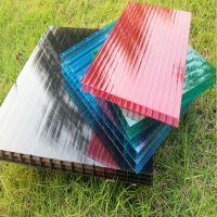 PC中空阳光板规格尺寸 温室大棚 屋面采光阳光材料 环保耐久