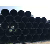 攸县HDPE中空壁缠绕管在哪里有卖/PE管排污管厂家易达塑业工厂基地