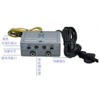 华唯厂家供应静电环报警器HW-603双工位防静电工具