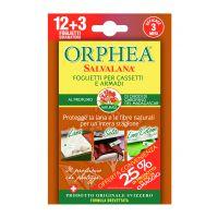 ORPHEA/奥菲雅 天然清香衣物防蛀香片收纳柜衣柜家纺防蛀 丁香花香型 瑞士进口 替代樟脑丸