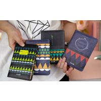 联华创意品牌 韩版零帕一族PU护照本夹 多功能卡包卡套收纳专用