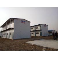 寿光彩钢板价格|寿光活动样板房|岩棉板复合房的制作
