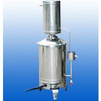 中西不锈钢电热蒸馏水器 型号:DZQ130-20库号:M403614