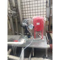 供应工地用水增压设备