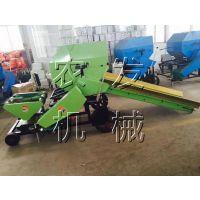 青贮圆捆机包邮 牧草自然发酵青贮打捆机农发价格