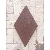 烧结砖无机硬石路面透水砖 广场园林市政连锁透水砖