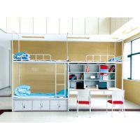 河南铁床公寓床供应宿舍好伙伴睡眠质量一级棒 倬佰家具