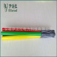 直销低压热缩五芯电缆终端头 热缩套管