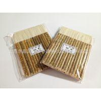 长命牌排笔 16支排笔 竹制羊毛排笔刷