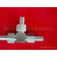 焊接式三通中间接头、三通中间接头、三通接头、焊接式管接头