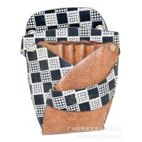 剪发工具包 美发腰包挎包新款 专业梳子包