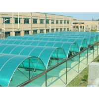 天津阳光板车棚|耐力板|阳光板
