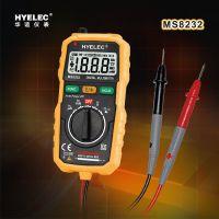 供应HYELEC华谊 MS8232袖珍型数字万用表