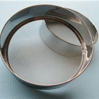 不锈钢煤样筛 直径5-50cm 单层双层边框可选