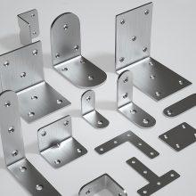 公司批发L型角码、固定角码、不锈钢五金配件,【金聚进】定制