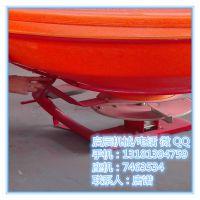 长期生产直销优质扬肥机 撒播机CDR-1000 塑料桶撒播机