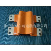 可定制高品质-浸塑电池软连接 浸塑软铜排 铜软连接浸塑