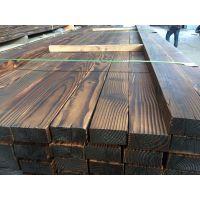 供应中山炭化木价格、炭化木景观凉亭、炭化木地板